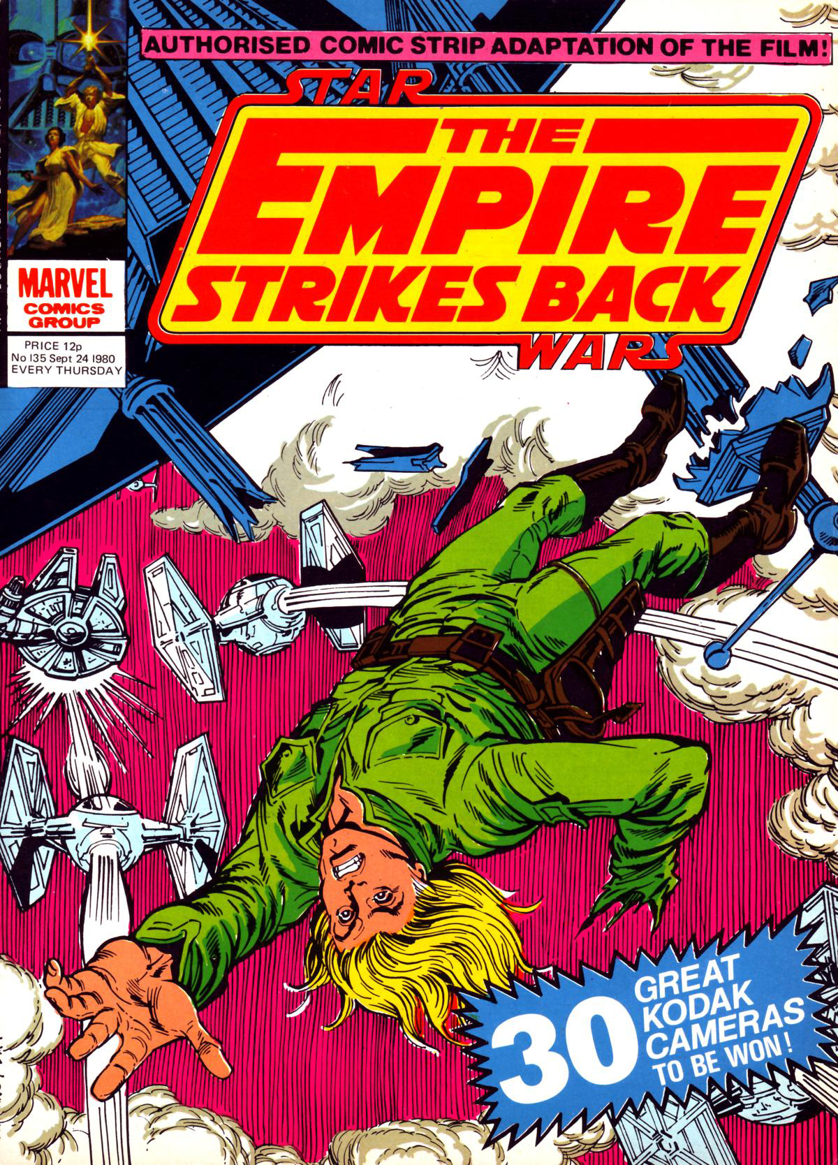 The Empire Strikes Back Weekly 135