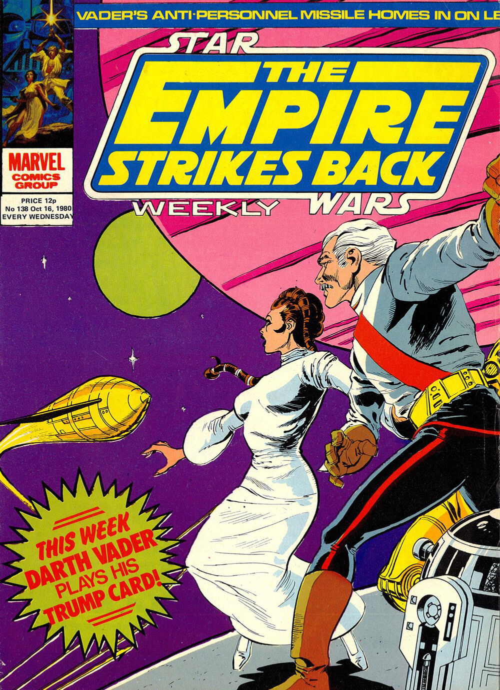 The Empire Strikes Back Weekly 138