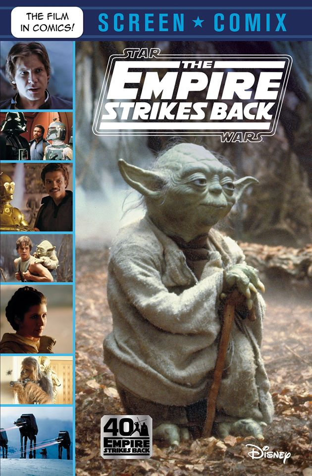 Star Wars: The Empire Strikes Back (Screen Comix)
