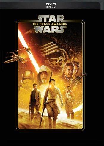 Star Wars: The Force Awakens (2019 DVD)