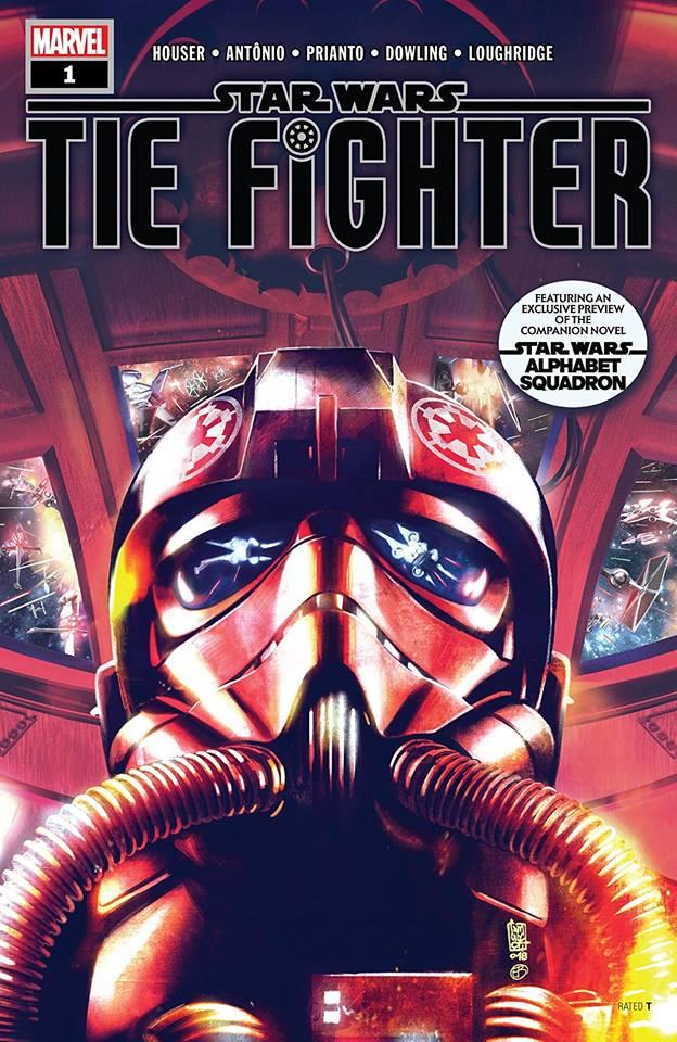 Star Wars TIE Fighter: The Shadow Falls