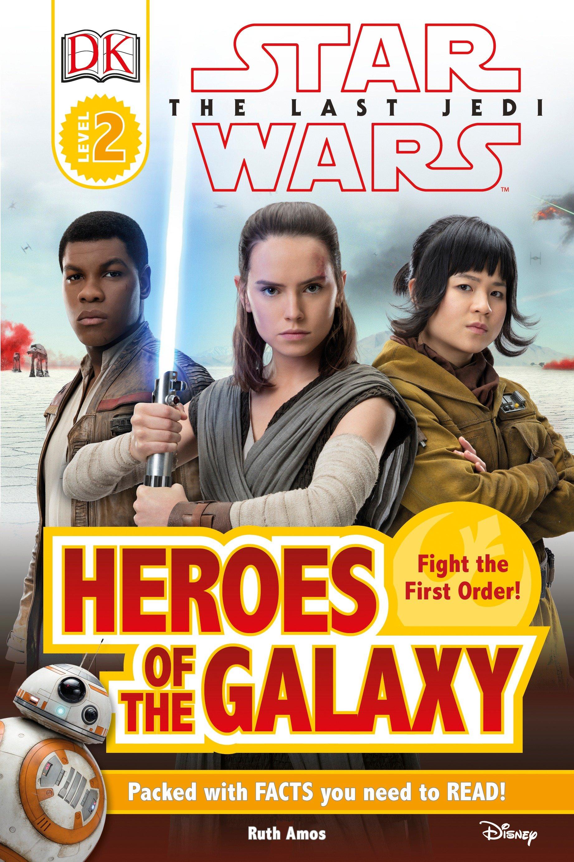 Star Wars The Last Jedi: Heroes of the Galaxy