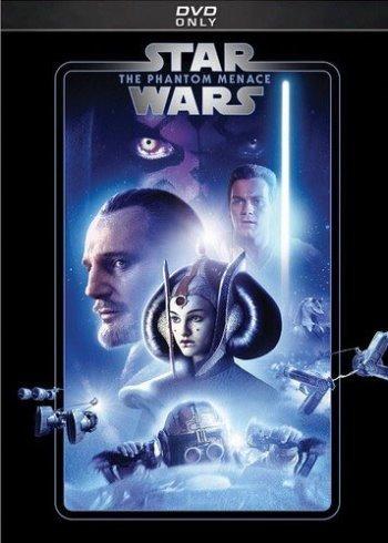 Star Wars: The Phantom Menace (2019 DVD)