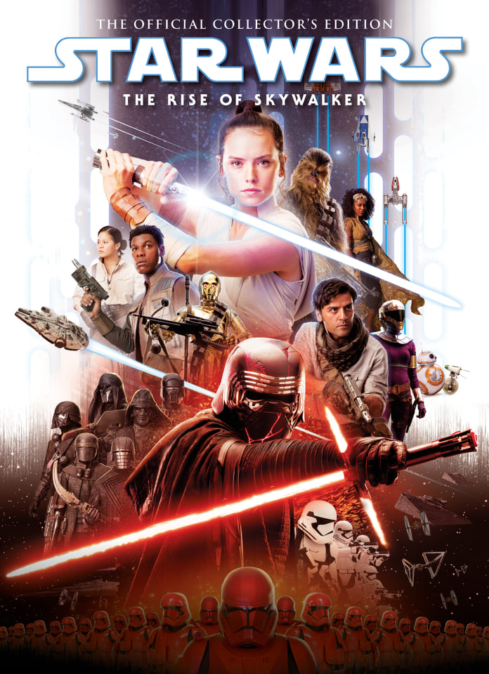 Star Wars The Rise of Skywalker: The Official Collector's Edition