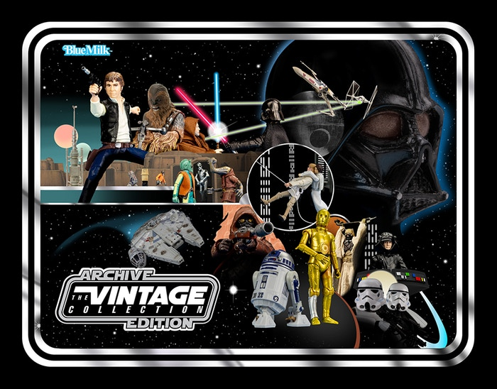 Star Wars: The Vintage Collection Archive Edition