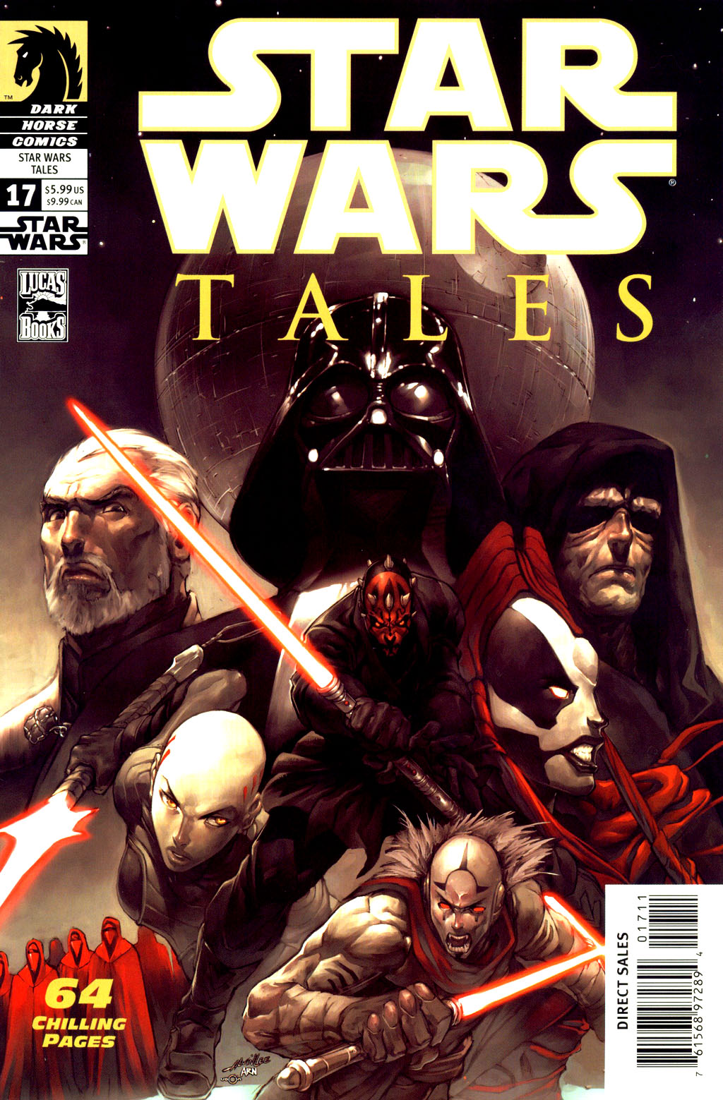 Star Wars Tales: Planet of the Dead