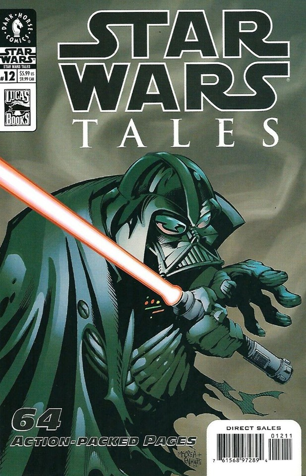 Star Wars Tales: Once Bitten