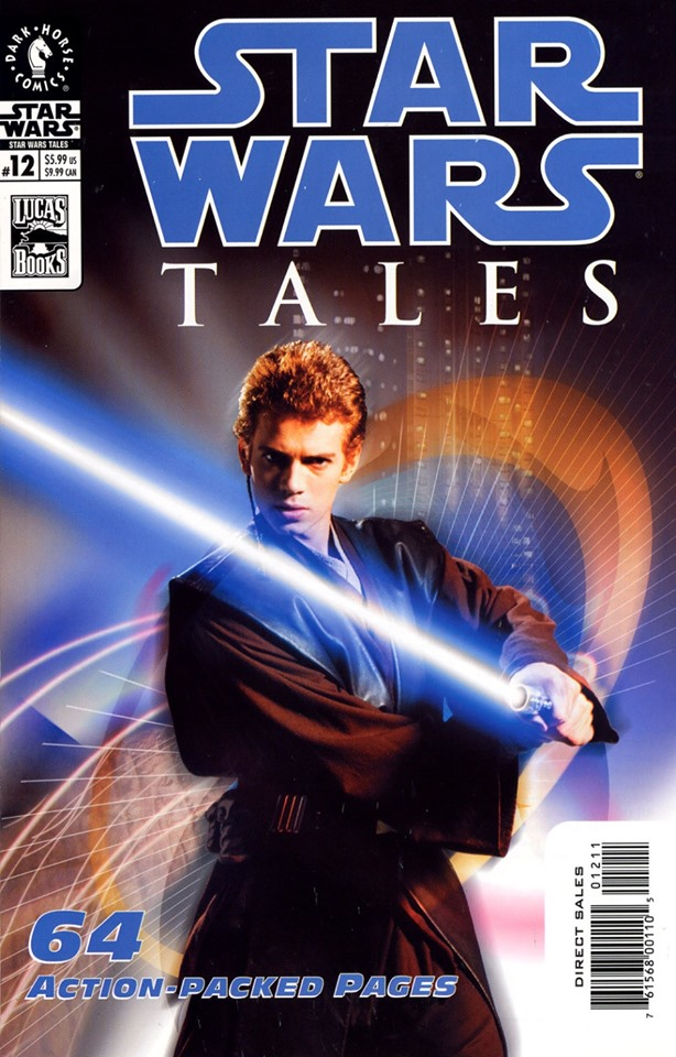 Star Wars Tales 12 Photo Cover