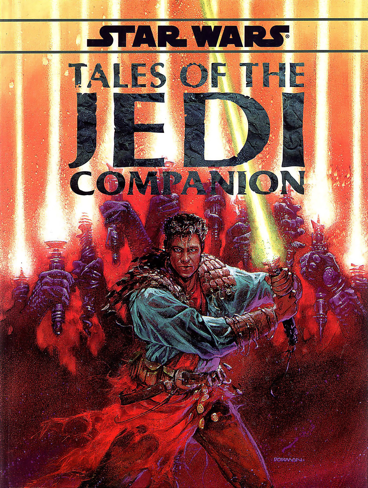 Star Wars Tales of the Jedi Companion