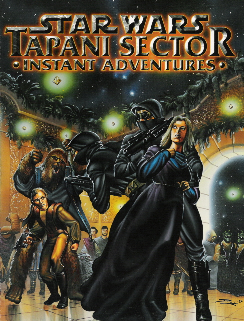 Star Wars: Tapani Sector Instant Adventures