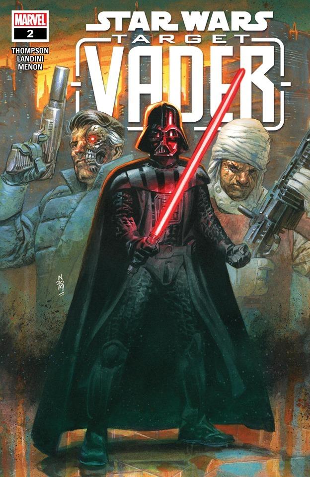 Star Wars: Target Vader 2