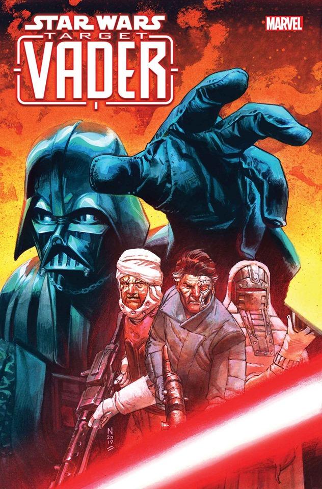 Star Wars: Target Vader 4