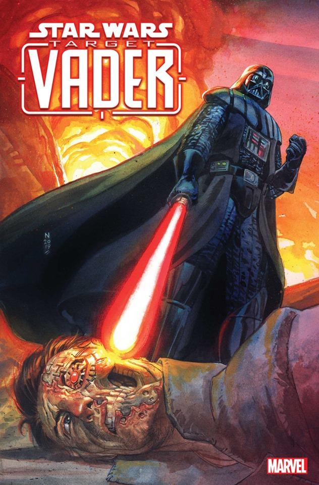 Star Wars: Target Vader 5