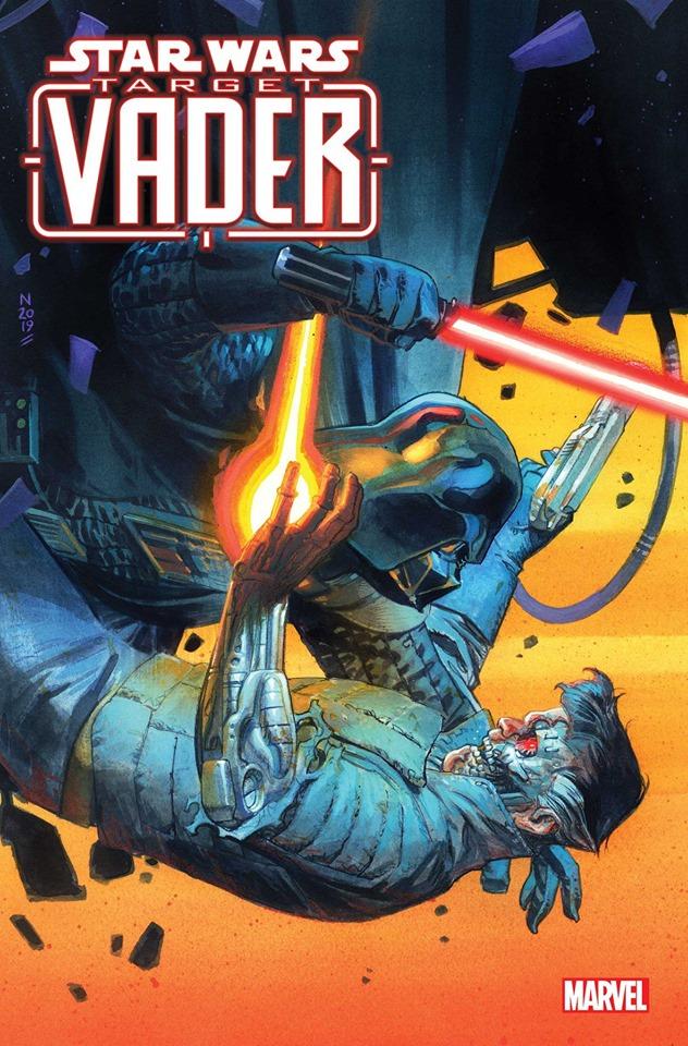 Star Wars: Target Vader 6