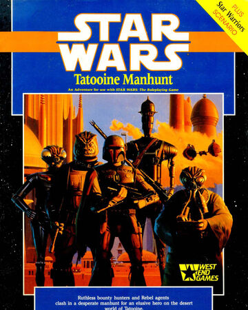 Star Wars: Tatooine Manhunt
