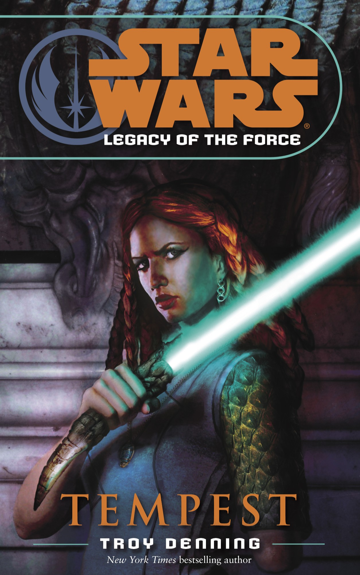 Star Wars Legacy of the Force: Tempest