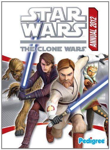 Star Wars The Clone Wars Annual 2012