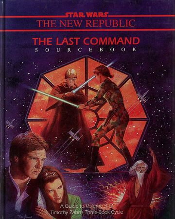 Star Wars The Last Command Sourcebook