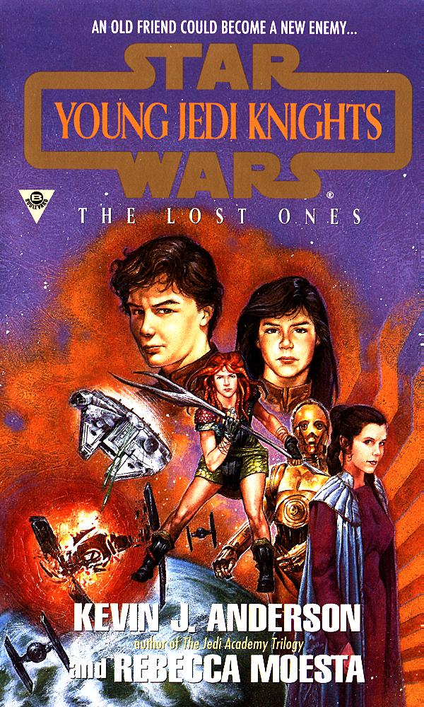 Star Wars Young Jedi Knights: The Lost Ones