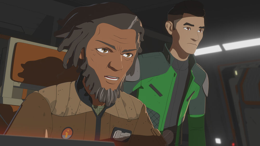 Star Wars Resistance: The Missing Agent