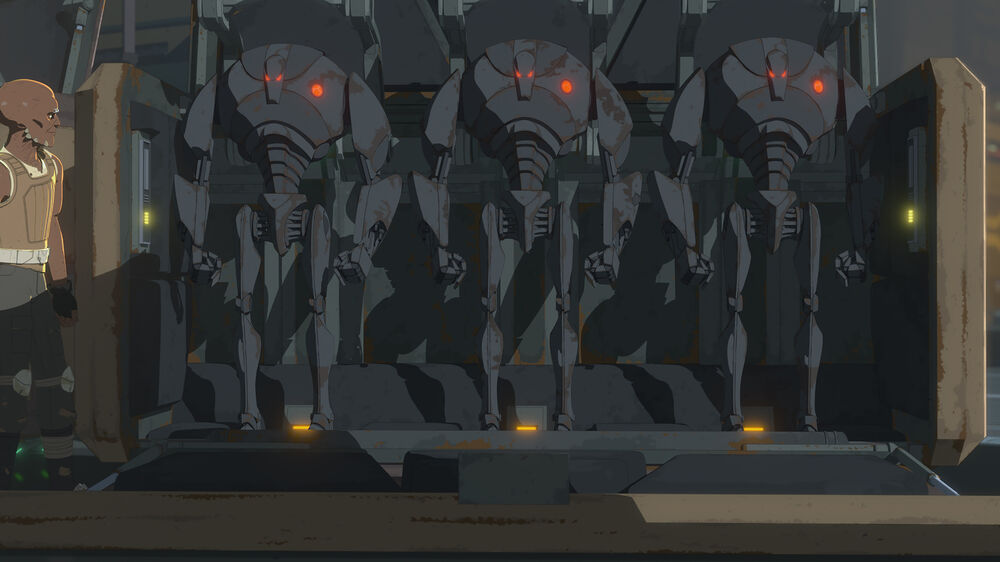 Star Wars Resistance: The Mutiny