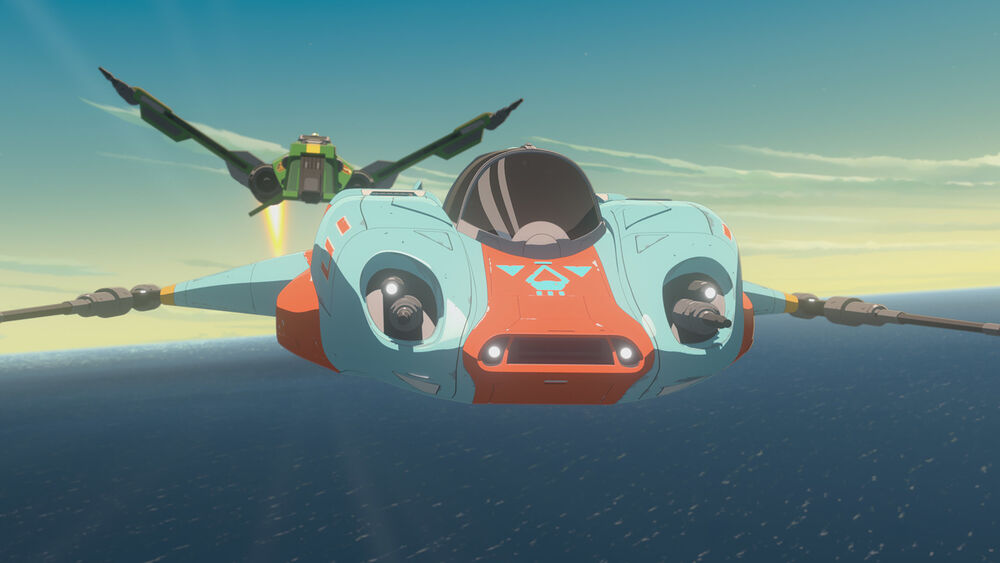 Star Wars Resistance: The Need for Speed