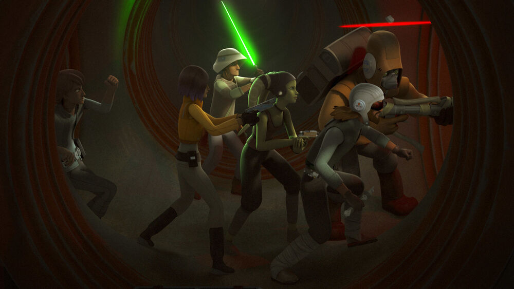 Star Wars Rebels: The Occupation