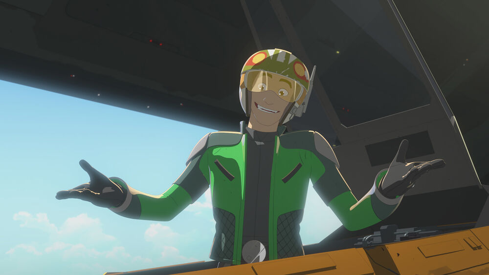 Star Wars Resistance: The Rematch