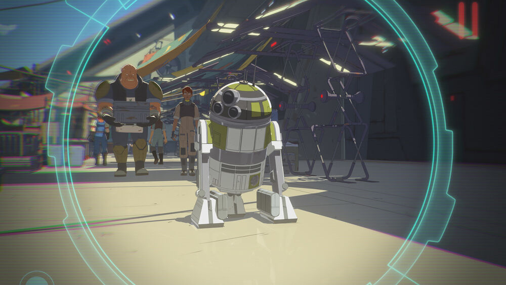 Star Wars Resistance: The Search for Kaz