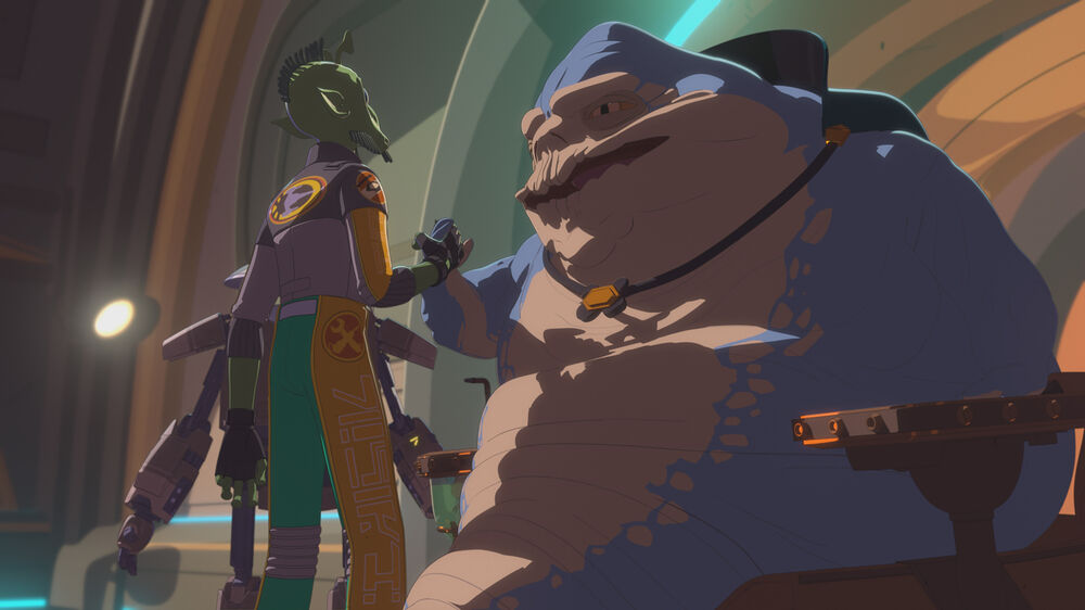 Star Wars Resistance: The Voxx Vortex 5000