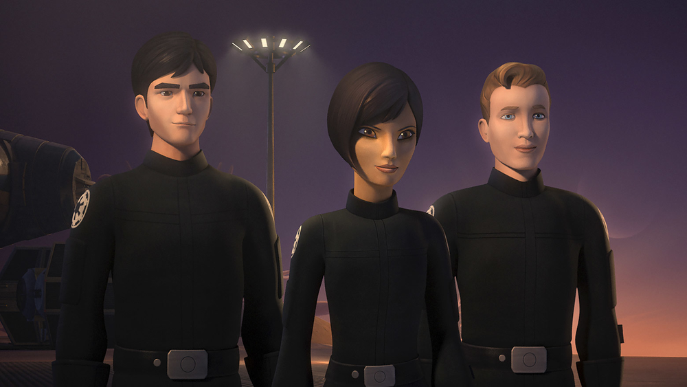 Star Wars Rebels: The Antilles Extraction