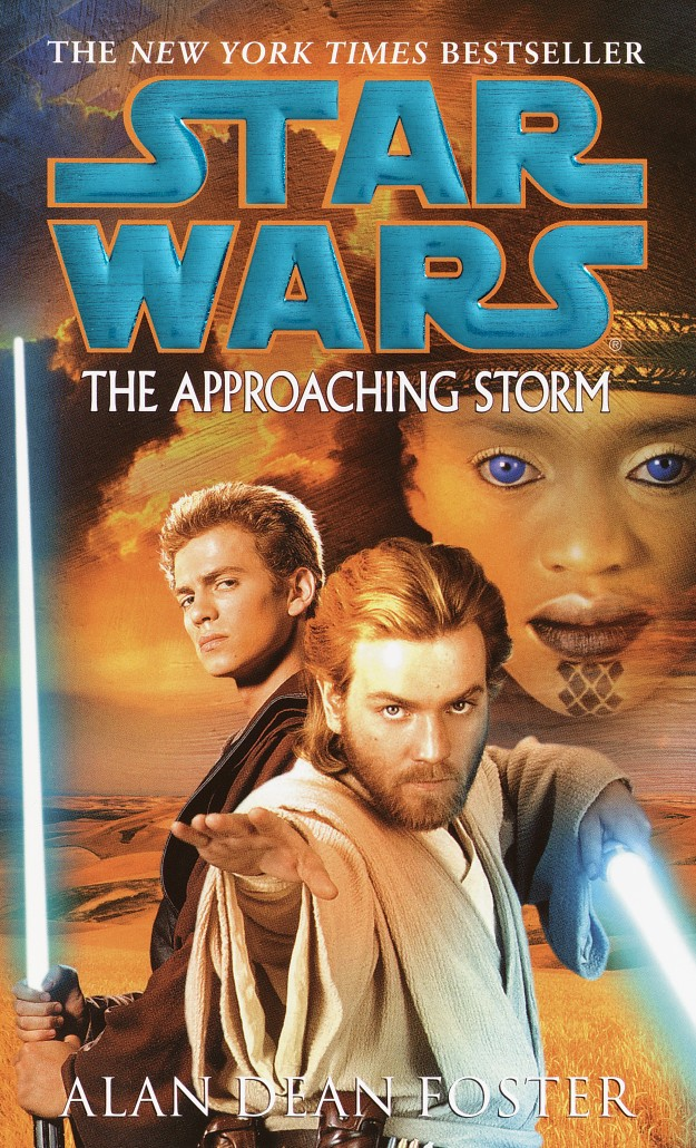 Star Wars: The Approaching Storm (paperback)