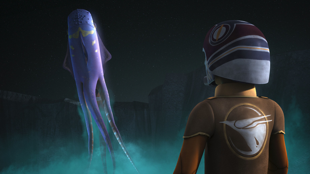 Star Wars Rebels: The Call