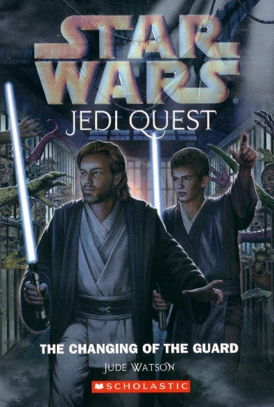 Star Wars Jedi Quest: The Changing of the Guard