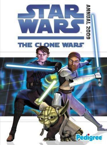 Star Wars The Clone Wars Annual 2009