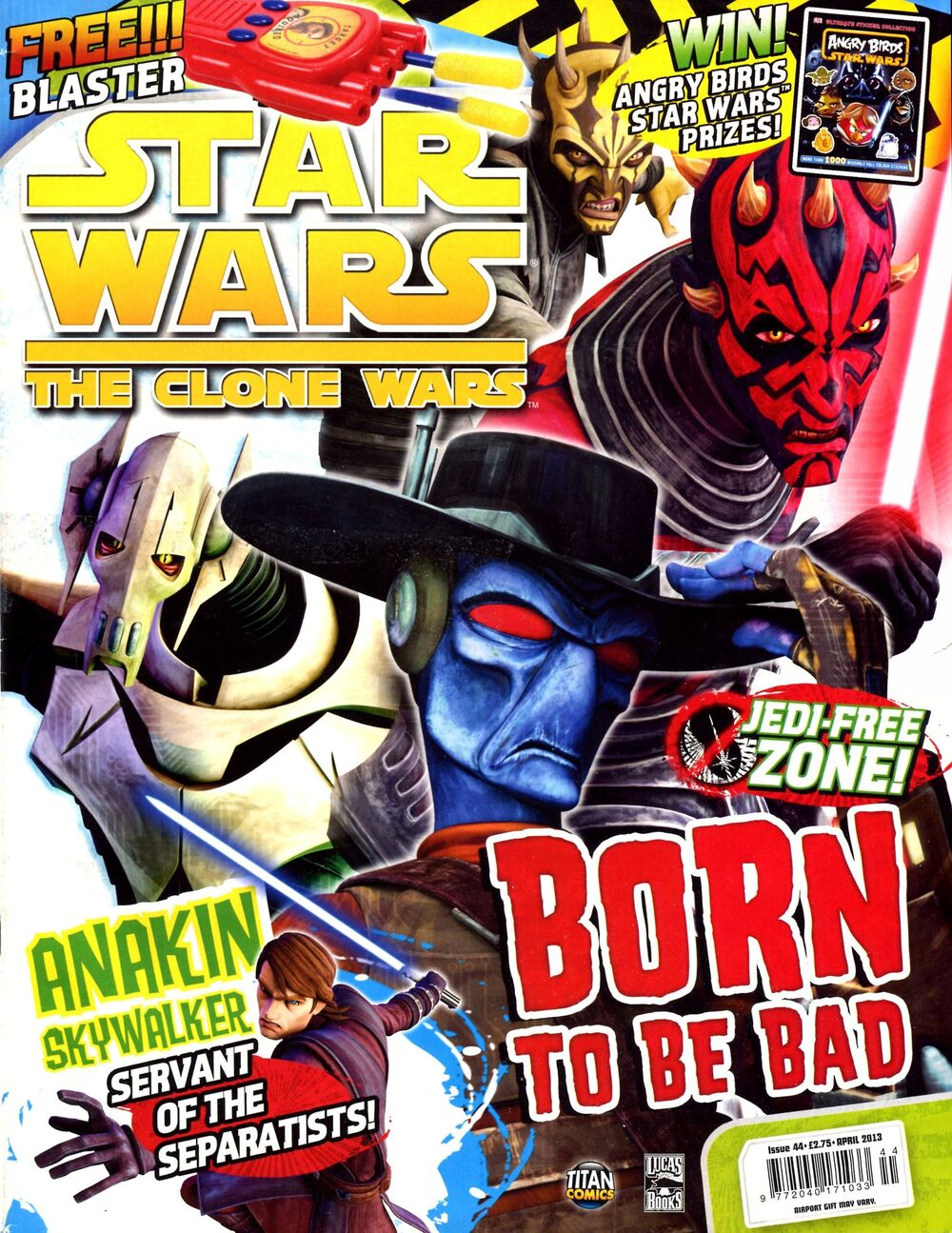 Star Wars The Clone Wars: Mask of Iron