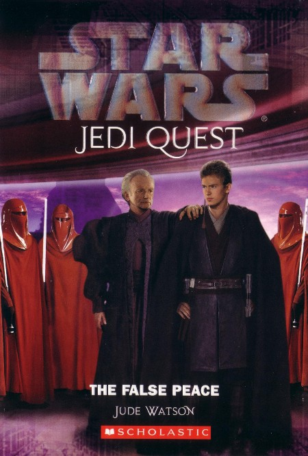 Star Wars Jedi Quest: The False Peace