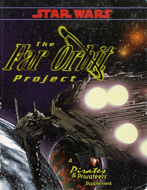 Star Wars: The Far Orbit Project