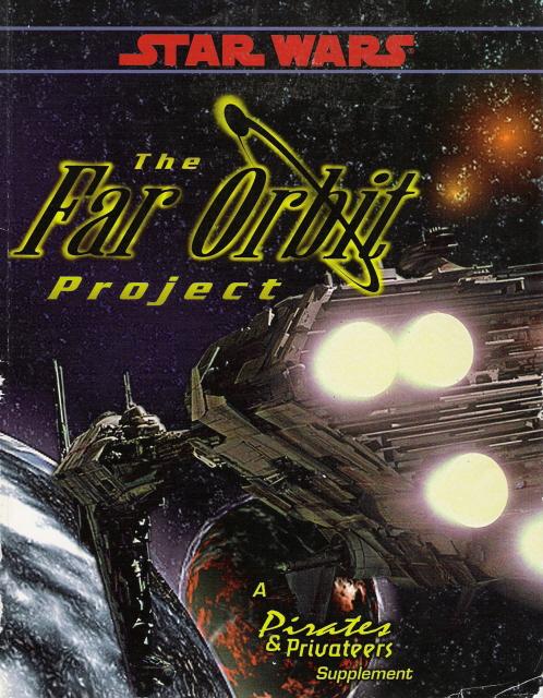 Star Wars: The Far Orbit Project