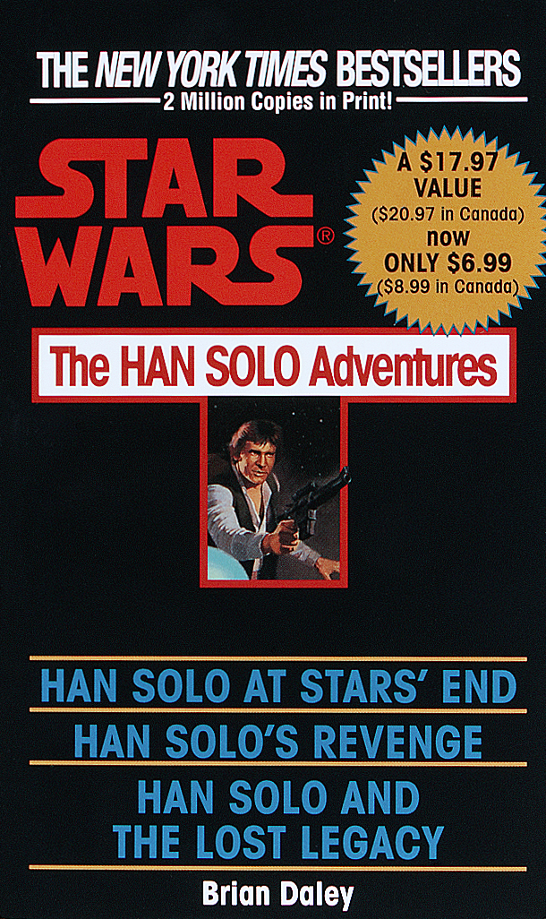Star Wars: The Han Solo Adventures (1992 paperback)