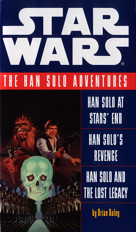 Star Wars: The Han Solo Adventures (2002 paperback)