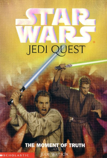 Star Wars Jedi Quest: The Moment of Truth