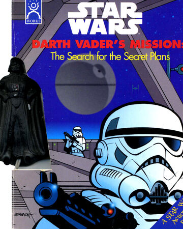 Star Wars: Darth Vader's Mission
