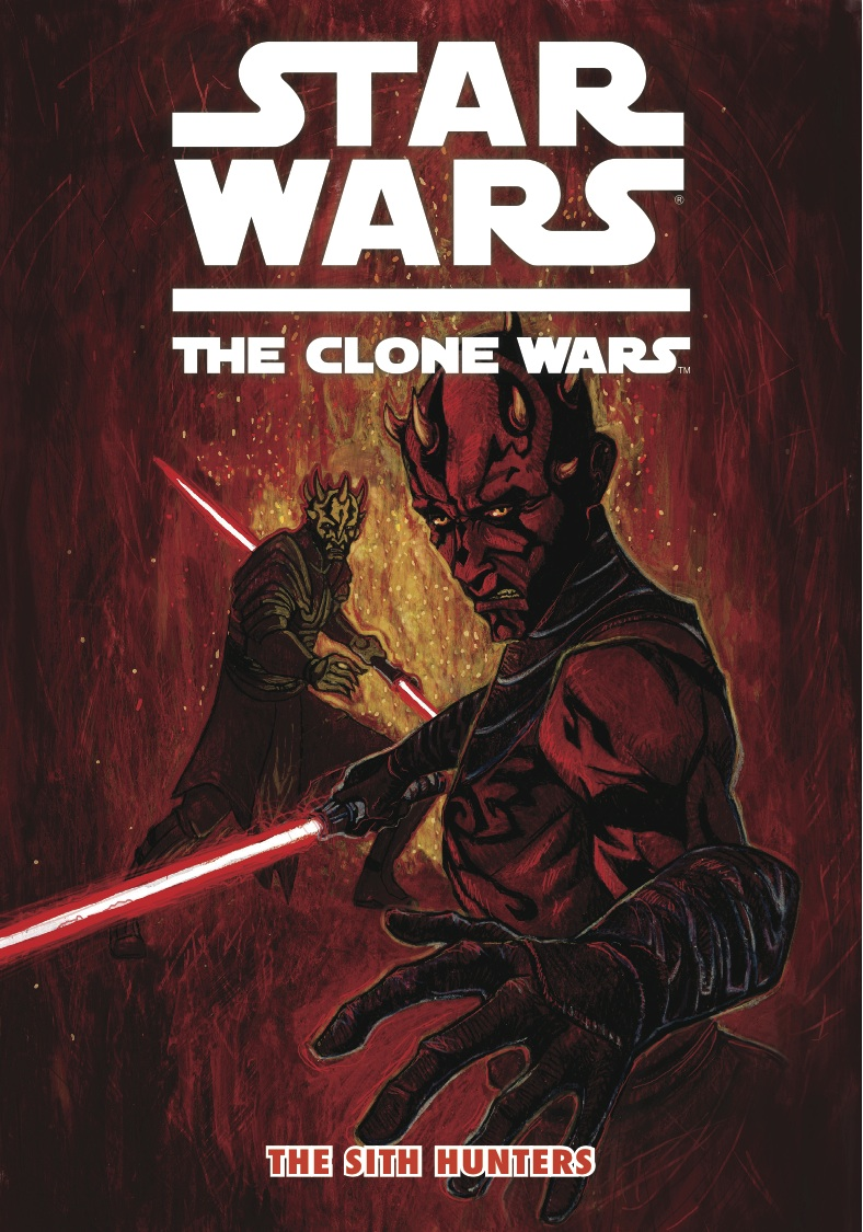 Star Wars The Clone Wars: The Sith Hunters