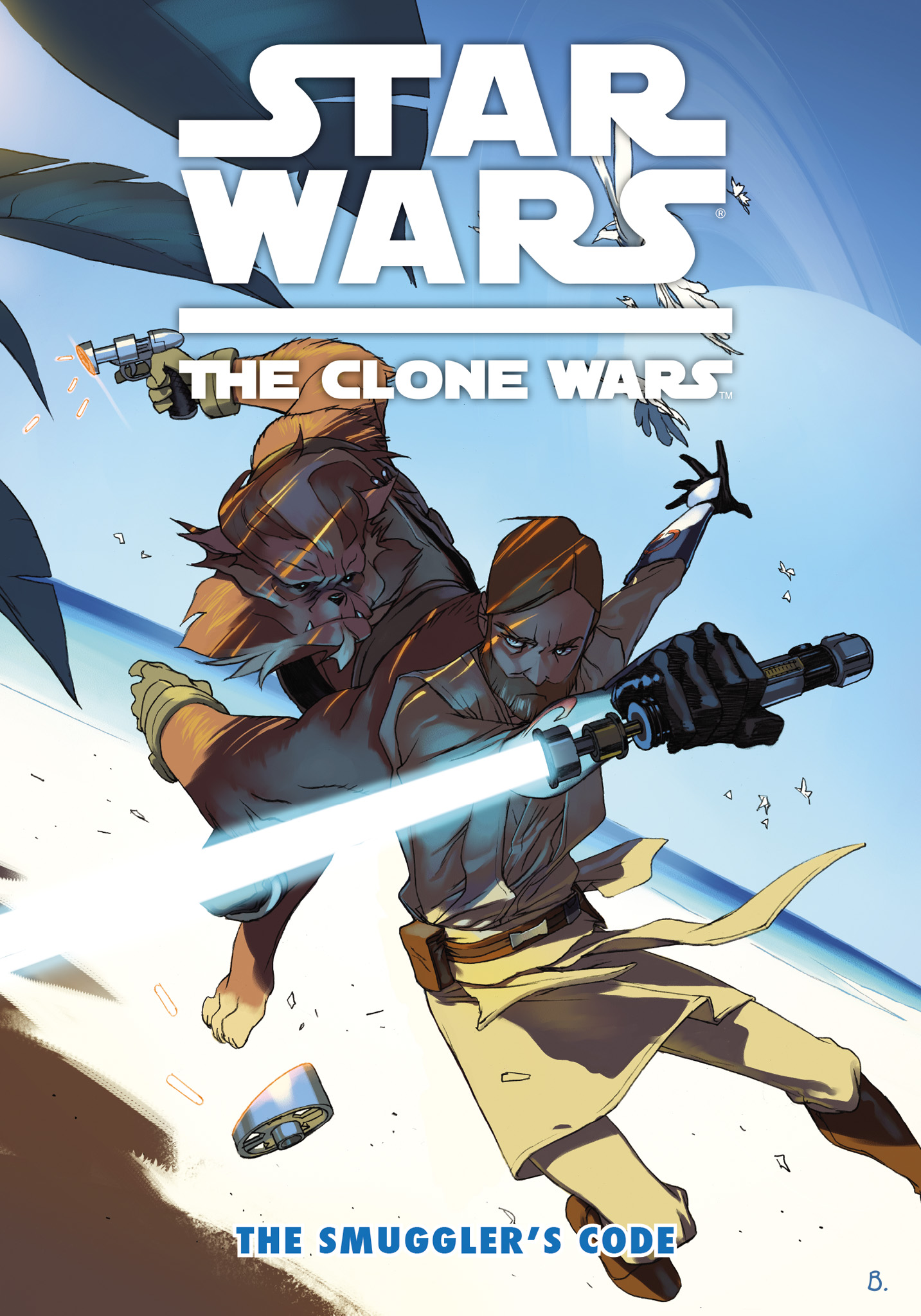 Star Wars The Clone Wars: The Smugglers' Code
