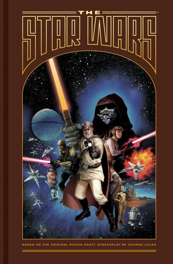 The Star Wars (Deluxe Hardcover Edition)