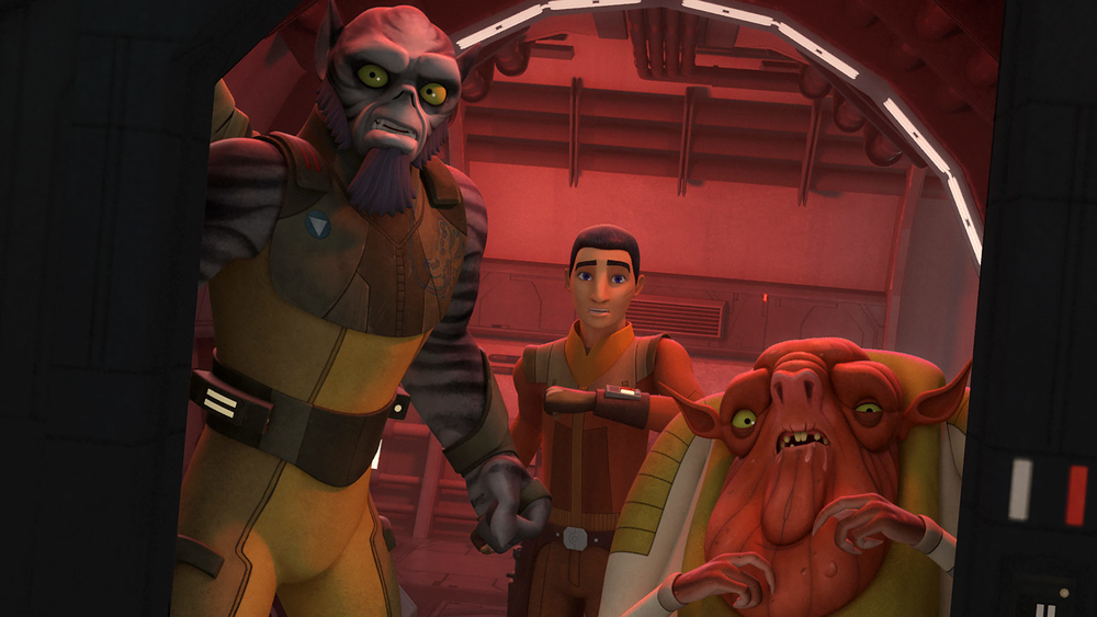 Star Wars Rebels: The Wynkahthu Job