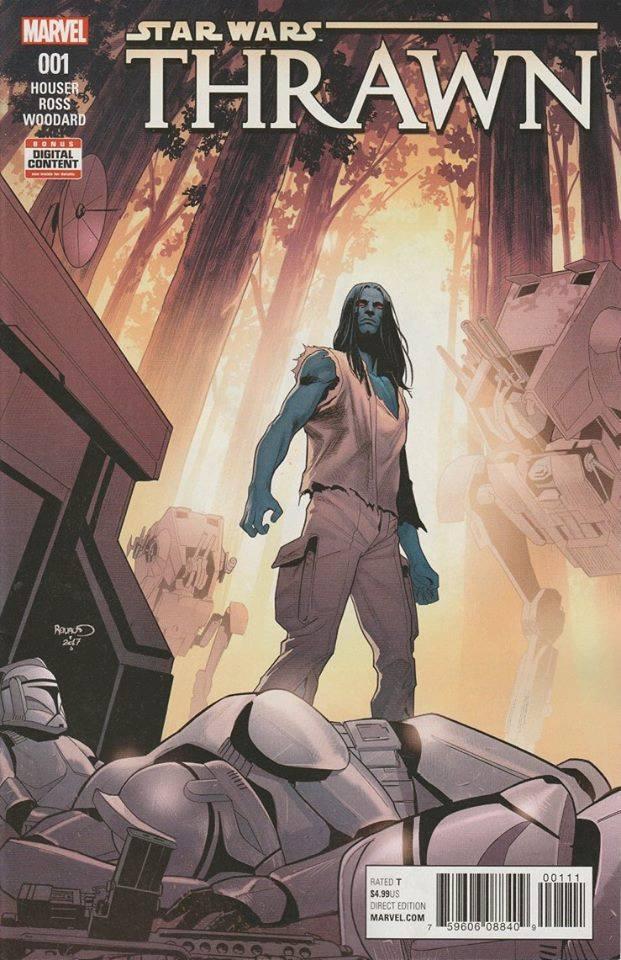 Star Wars: Thrawn (Comic)