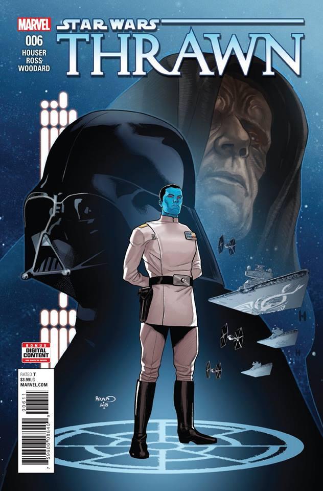 Star Wars: Thrawn 6 - First Printing