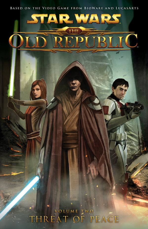 Star Wars The Old Republic: Threat of Peace